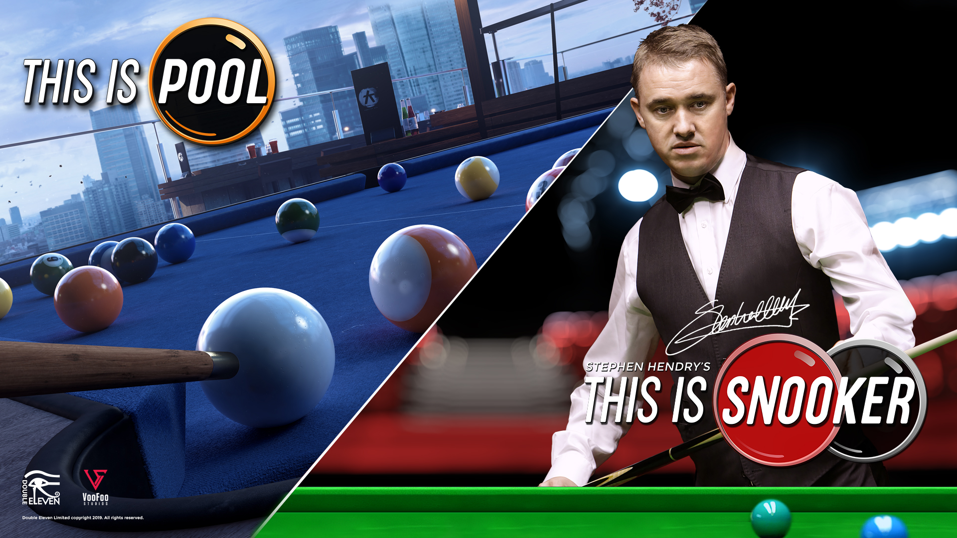 VooFoo, This Is Snooker