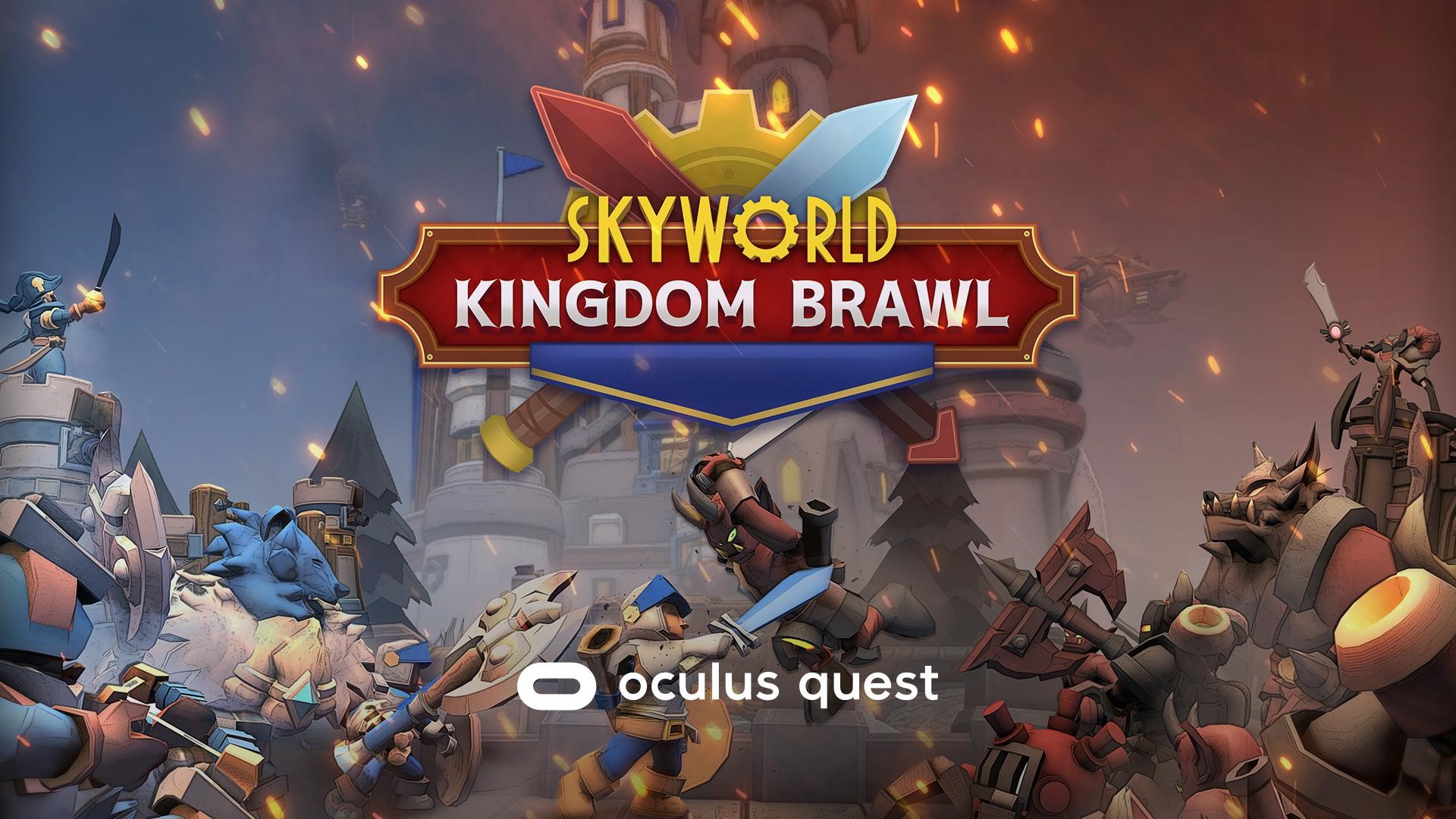 Skyworld Brawl