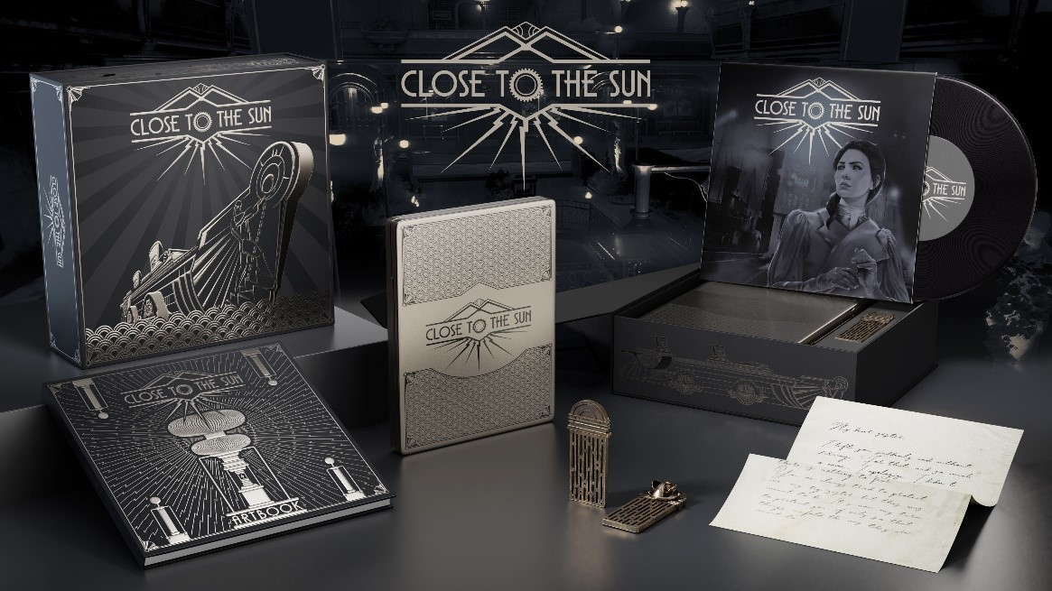 Close to the Sun Collectors Edition