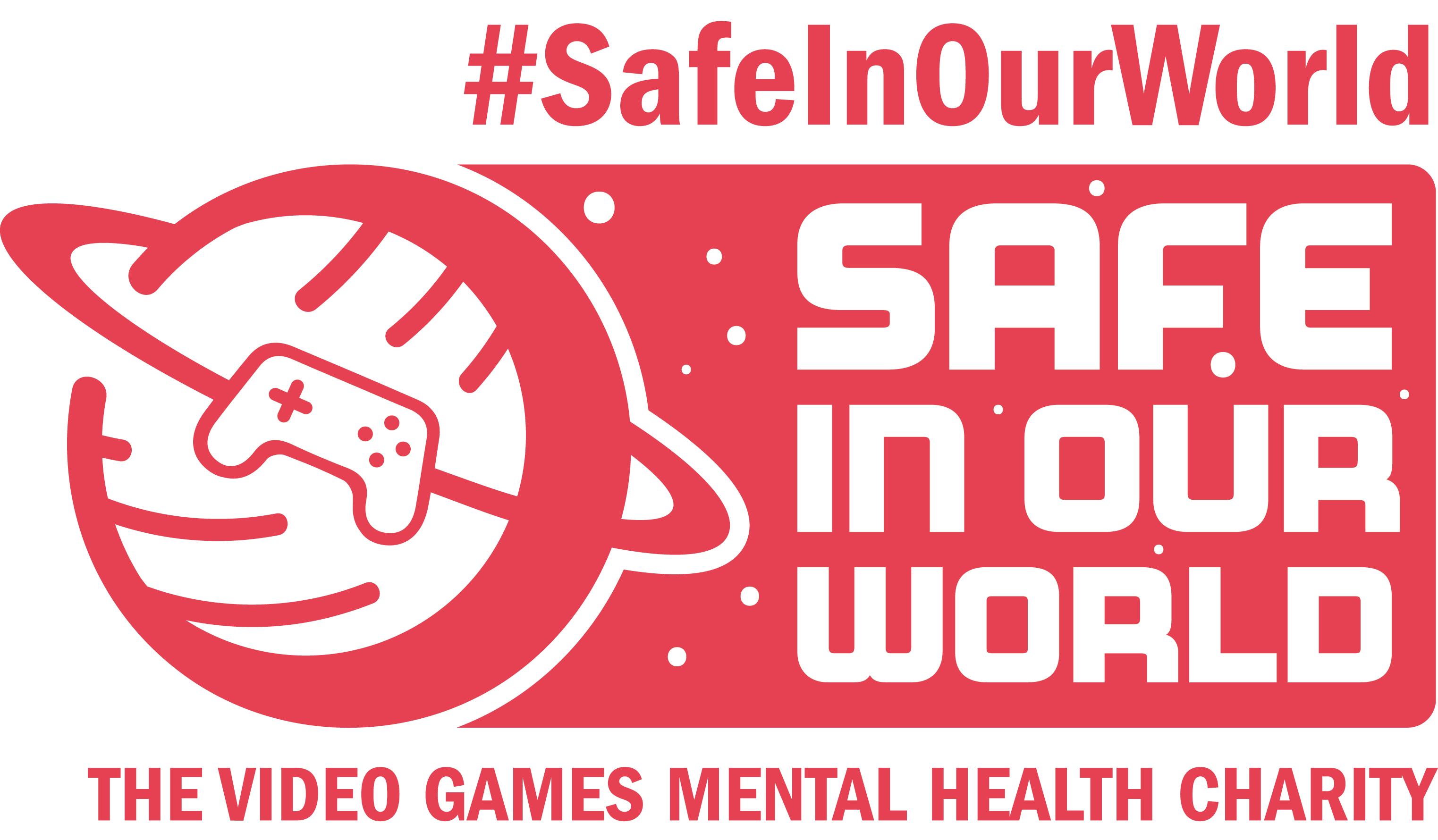 Safe in our world the videogames mental health charity